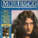 Robert Plant - Mordisco Magazine Cover [Argentina] (October 1974)