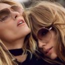 Anja Rubik & Julia Stegner for Chloe fall/winter 2015
