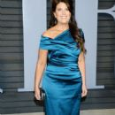 Monica Lewinsky – 2018 Vanity Fair Oscar Party in Hollywood - 454 x 720