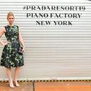 Claire Danes – Prada Resort 2019 Fashion Show in New York - 454 x 363