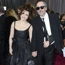 Helena Bonham Carter and Tim Burton At The 85th Annual Academy Awards (2013) - 380 x 594