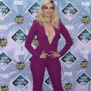 Bebe Rexha attends The Teen Choice Awards 2016