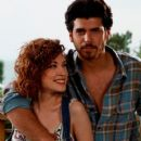 Acelya Topaloglu and Can Yaman