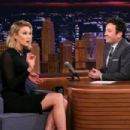 Karlie Kloss – On 'The Tonight Show Starring Jimmy Fallon' in NYC
