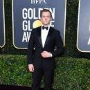 Taron Egerton At 77th Golden Globe Awards (2020) - 400 x 600