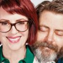Megan Mullally and Nick Offerman - 454 x 255