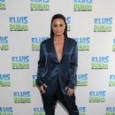 Demi Lovato visits the Elvis Duran Z100 Morning Show in NY