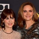 Emily Deschanel – 'The Lion King' Premiere in Hollywood - 454 x 322