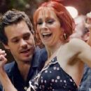 Michael Raymond-James and Carrie Preston