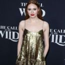 Karen Gillan – 'The Call Of The Wild' premiere in Los Angeles - 454 x 636