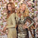 Josephine Skriver and Elsa Hosk – All-new LOVE fragrance event in NYC - 454 x 344