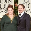 Melissa McCarthy and Ben Falcone - 349 x 466