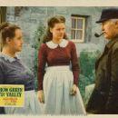 Titles: How Green Was My Valley People: Maureen O'Hara, Sara Allgood, Donald Crisp - 454 x 354