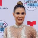 Ninel Conde – 2019 Latin American Music Awards in Hollywood - 454 x 604