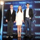 Olivia Wilde Tron Legacy Photocall in Mexico City (December 8, 2010)