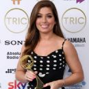 Nikki Sanderson – In a dress at Tric Awards 2020 in London - 454 x 681