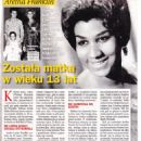 Aretha Franklin - Zycie na goraco Magazine Pictorial [Poland] (30 July 2020)