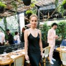 Jennifer Lawrence – The Standard Inaugurates Prune Nourry's: The Amazon in NYC