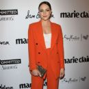 Elizabeth Gillies – Marie Claire's 5th annual 'Fresh Faces' in Los Angeles