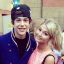 Stefanie Scott and Austin Mahone