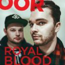 Royal Blood - Oor Magazine Cover [Netherlands] (February 2015)