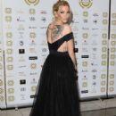 Sarah Harding – National Film Awards 2018 in London - 454 x 676