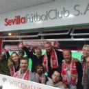 Emilia Clarke - November 06: Sevilla VS Barcelona Match - 454 x 255