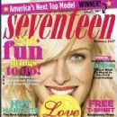 CariDee English - Seventeen Magazine [United States] (February 2007)