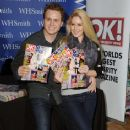 Spencer Pratt and Heidi Montag meet fans and sign copies of OK! Magazine at Brent Cross Shopping Centre on February 2, 2013 in London, England - 366 x 594