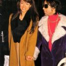 Prince and Mayte Garcia - 398 x 750