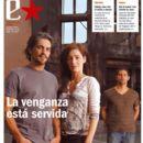 Paola Krum, Joaquín Furriel, Pablo Echarri - Clarin Magazine Cover [Argentina] (23 April 2006)