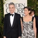 Daniel Day-Lewis and Rebecca Miller - 290 x 580