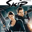 Gemma Arterton, Jeremy Renner - Skip Magazine Cover [Austria] (February 2013)