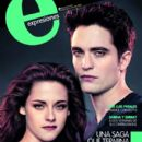Robert Pattinson, Kristen Stewart, The Twilight Saga: Breaking Dawn - Part 2 - Expresiones Magazine Cover [Ecuador] (16 November 2012)