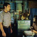 Adam Sandler and Fairuza Balk in Touchstone's The Waterboy - 1998