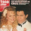 Santa Barbara - Télé Star Magazine Cover [France] (12 March 1990)