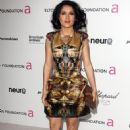 Salma Hayek - 18 Annual Elton John AIDS Foundation Academy Award Party, 7 March 2010