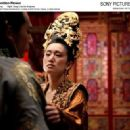 Left: Liu Ye as Prince Xiang; Right: Gong Li as the Empress. Photo by: Ms. Bai Xiaoyan © Film Partner International Inc. Courtesy of Sony Pictures Classics, all right reserved.