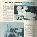 Jayne Mansfield - Millionaire Magazine Pictorial [United States] (May 1965) - 454 x 559
