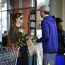 Dakota Johnson with Blake Lee – Shopping Candids In Los Angeles - 454 x 395