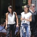 Mila Kunis at La Scala in Beverly Hills