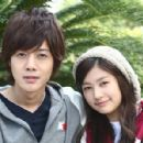 Hyun-joong Kim and So Min Jung