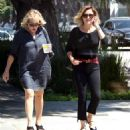 Sasha Alexander out in Beverly Hills September 1, 2016 - 454 x 485