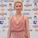 Amber Heard at Giffoni Vallepiana Giffoni Festival 2019 in Giffoni