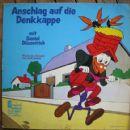 Walt Disney - Anschlag Auf Die Denkkappe Mit Daniel Düsentrieb