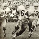 Jim Taylor, Jerry Kramer & Fred Thurston