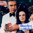 Lana Wood and Sean Connery