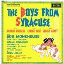 The Boys from Syracuse. Music By Richard Rodgers,Lyrics By Lorenz Hart - 454 x 454