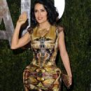 Salma Hayek - Vanity Fair Oscar Party Hosted By Graydon Carter Held At Sunset Tower On March 7, 2010 In West Hollywood, California