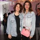 Lucas Jagger and mother Luciana Gimenez - 2018 - 454 x 255